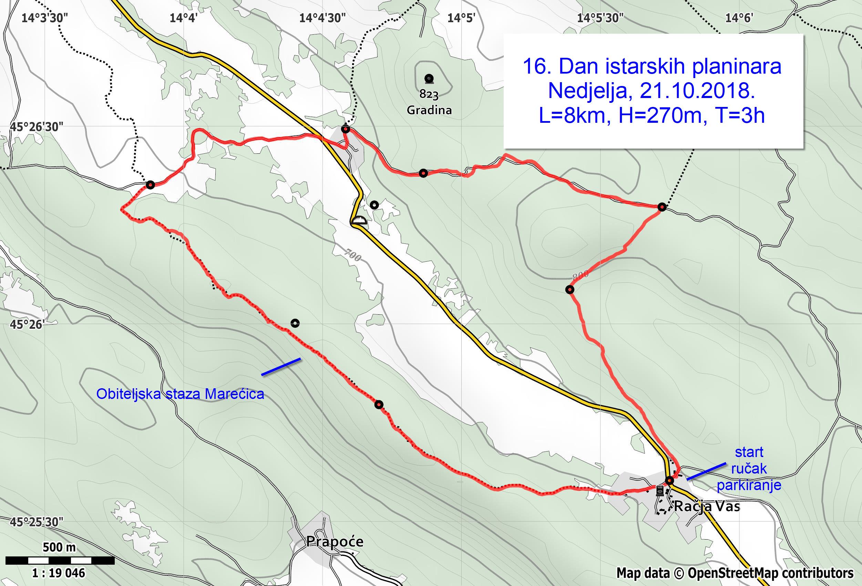 16. Dan istarskih planinara